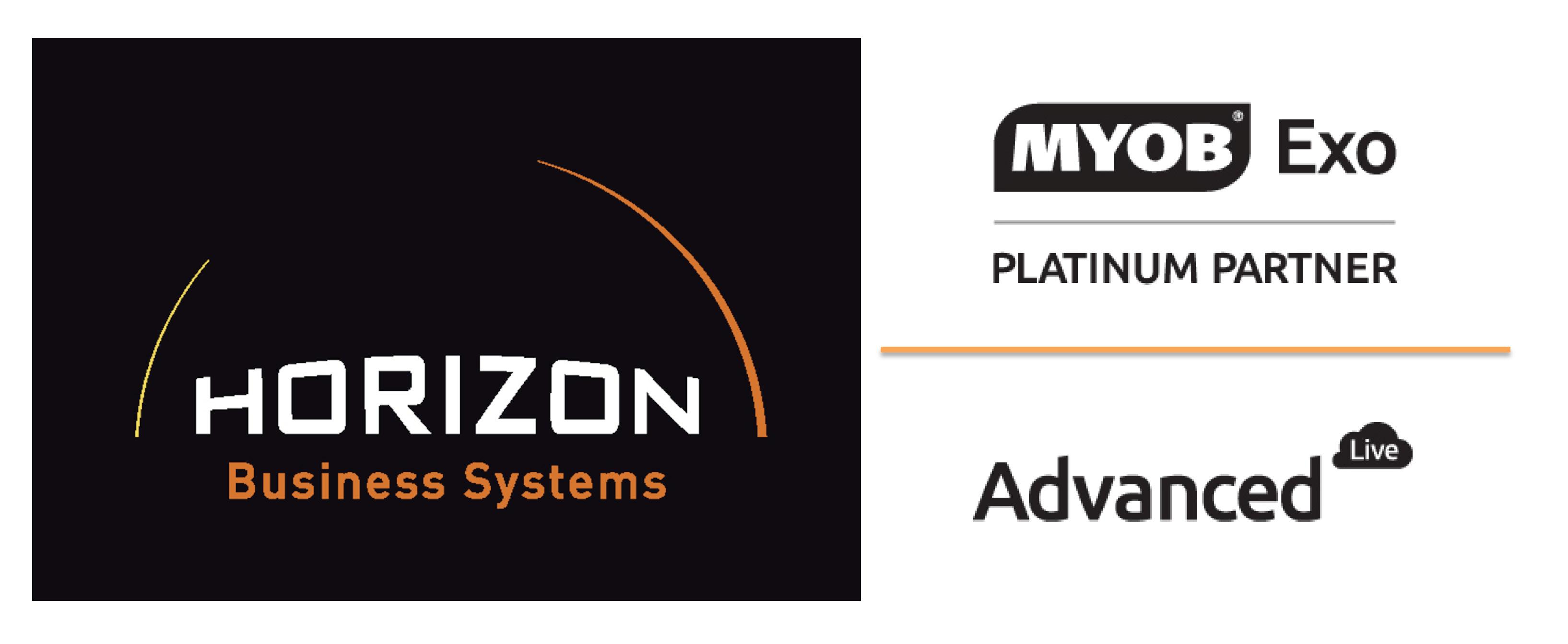 Horizon - Platinum Partner MYOB EXO & MYOB Advanced