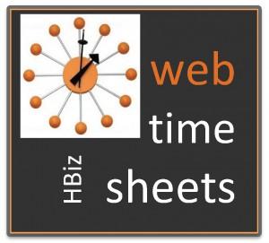 Hbiz webtimesheets logo