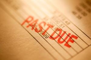 Past-Due-Debtor-Bill