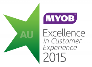 Excellence in Customer Experience 2015 AU