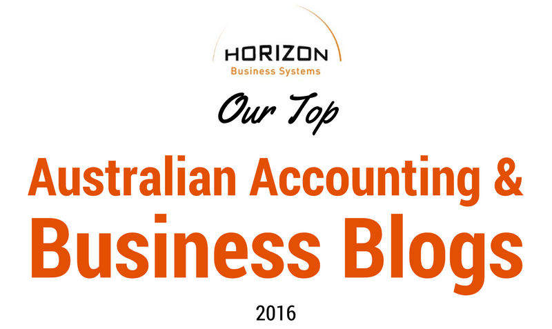 top Australian business and accounting blogs